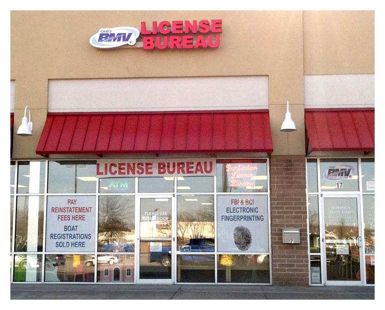 Bmv Akron Ohio >> Barberton License Bureau Deputy Registrar Ohio Bureau Of